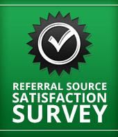 Referral Source Satisfaction Survey