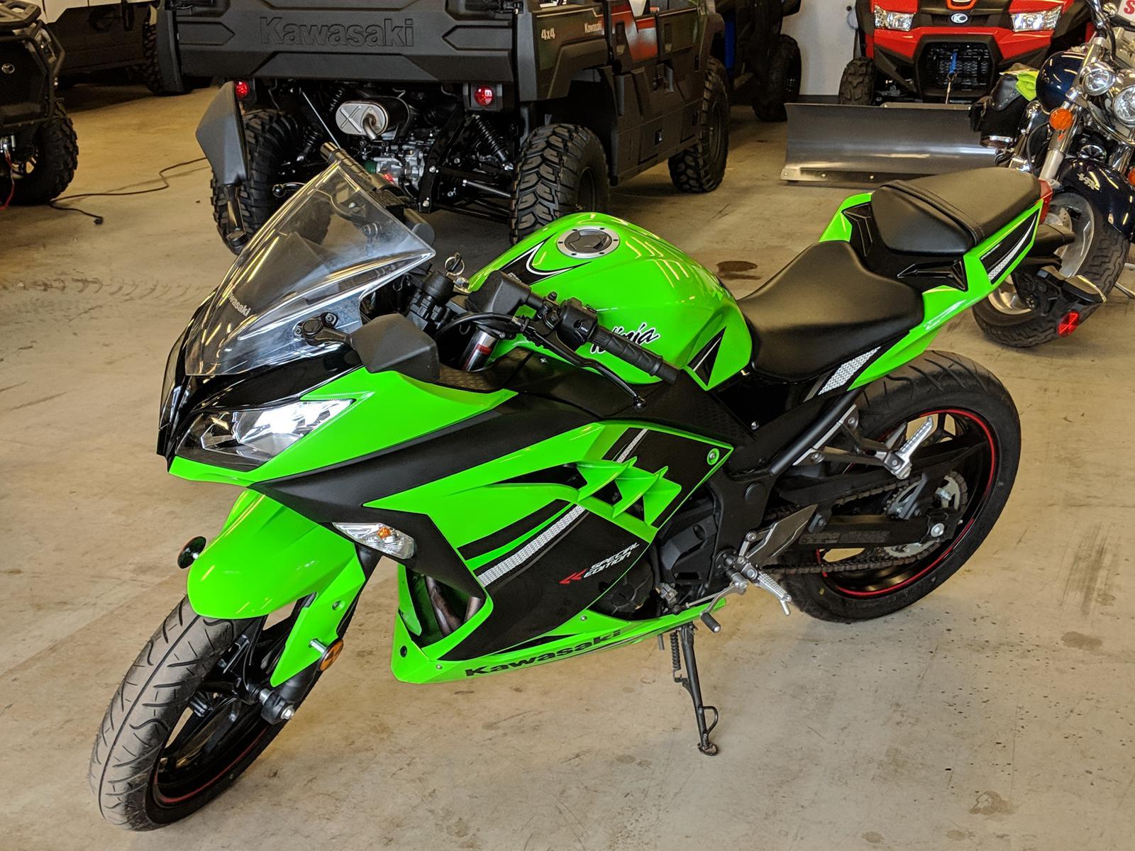 2014 Kawasaki Ninja 300 Se For Sale In Bloomsburg Pa Bloomsburg