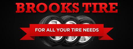 Brooks Tire - For all your Tire needs