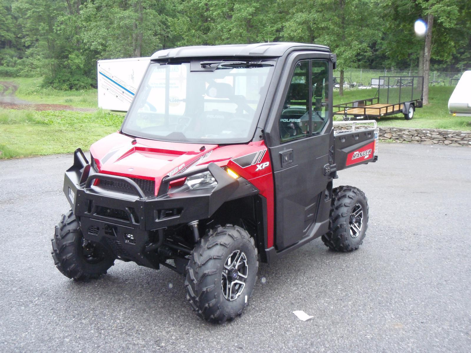 2014 Polaris Ranger XP 900 EMS Vehicle