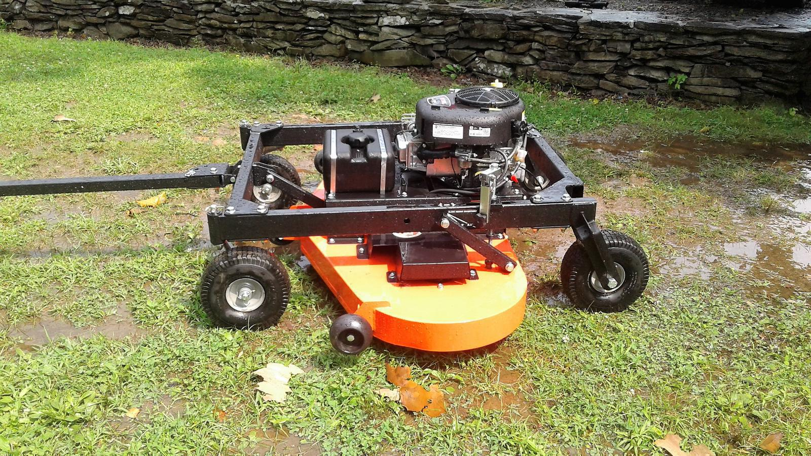 2017 DR Power DR Finish Mower