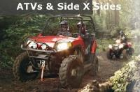Check out the ATV and Side X Side Specials