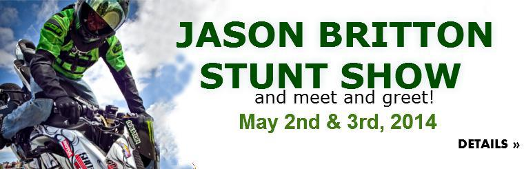 Jason Britton Stunt Show and Meet & Greet