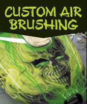 Custom Air Brushing