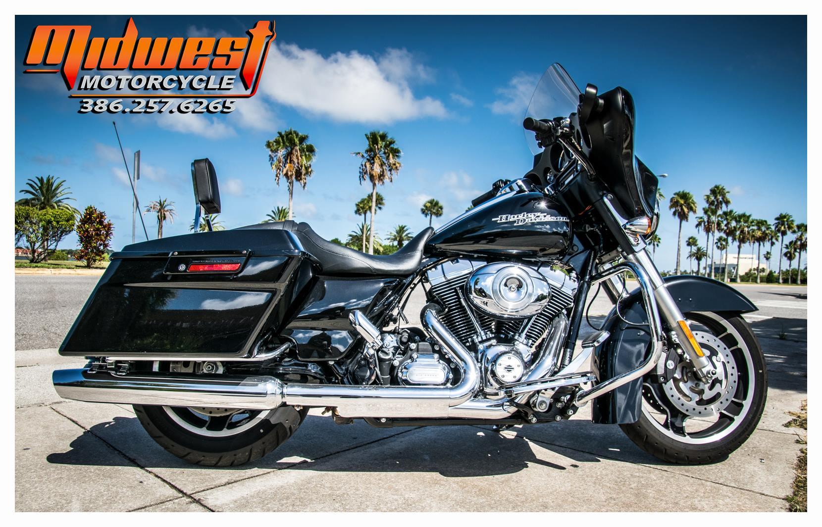 2012 Harley-Davidson® STREET GLIDE for sale in Daytona Beach, FL ...