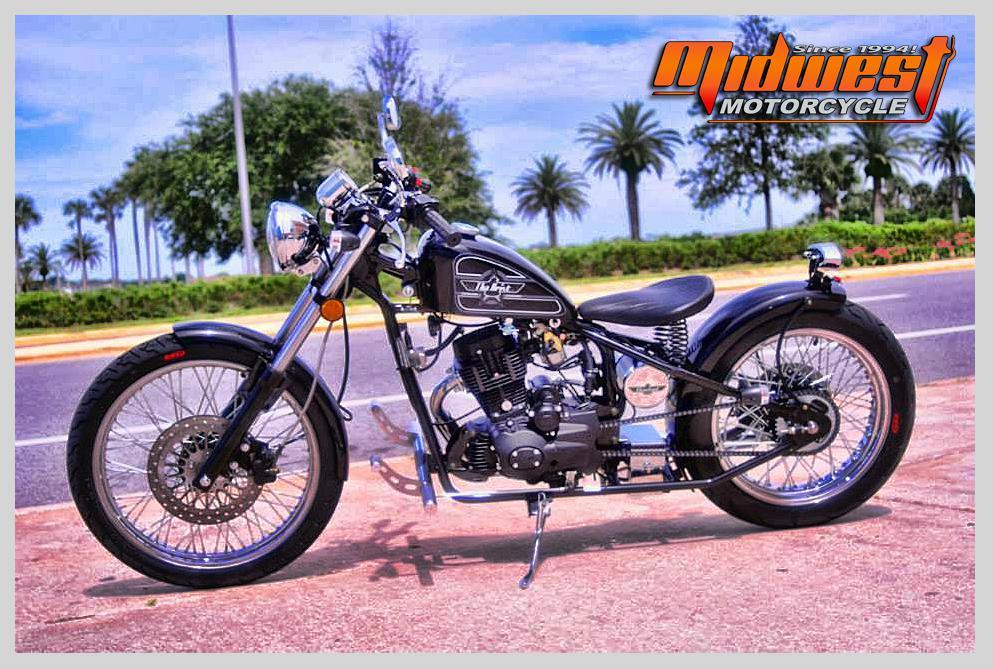 2016 Cleveland Cycle Werks Tha Heist for sale in Daytona Beach, FL ...
