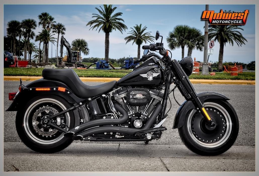 2006 Harley Davidson Cvo Screamin Eagle Fat Boy In Ta