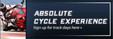 Absolute Cycle Experience, sign up for track days here.