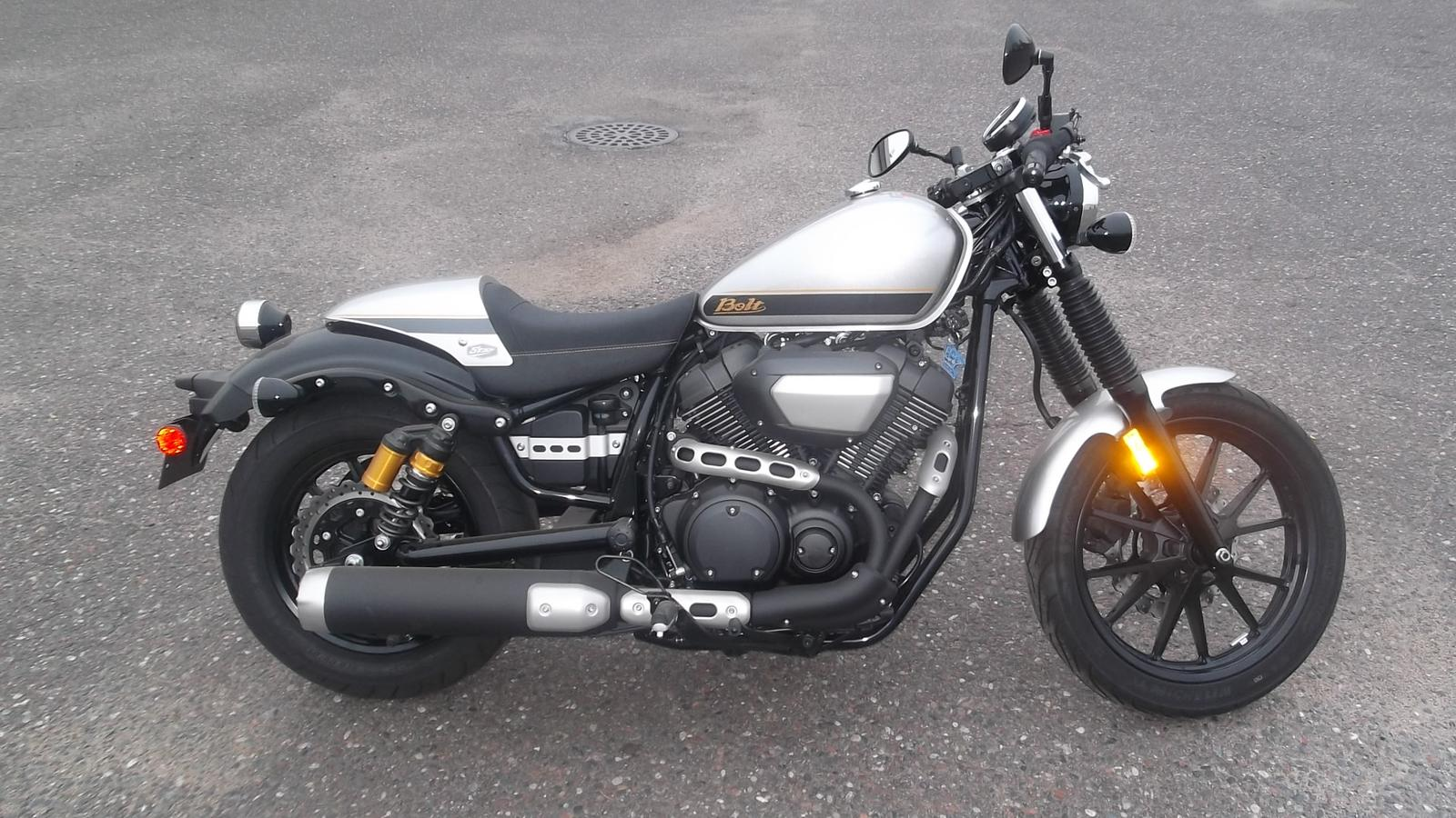 2015 Yamaha Bolt C-spec for sale in Cambridge, MN. Larson's Cycle ...