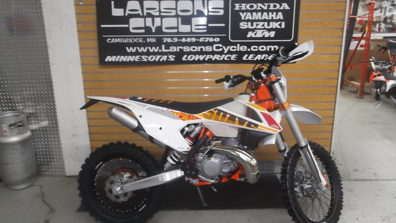 2017 ktm 300 xc-w six days for sale in cambridge, mn | larson's