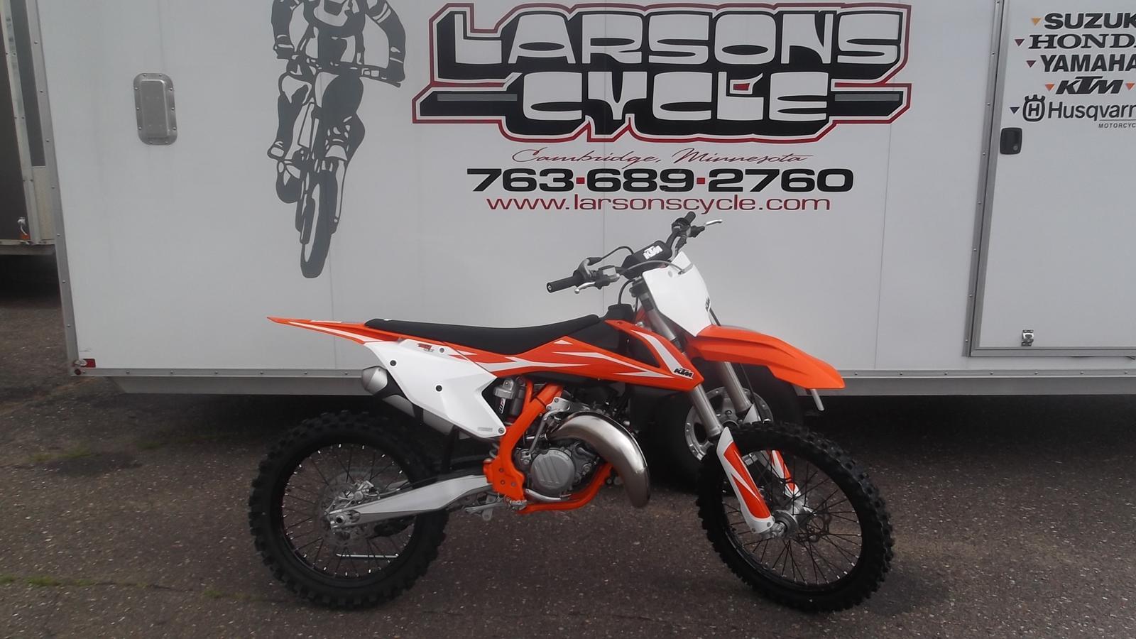 2018 ktm 150sx. perfect 2018 2018 ktm 150sx for sale in cambridge mn  larsonu0027s cycle inc 763  6892760 in ktm 150sx