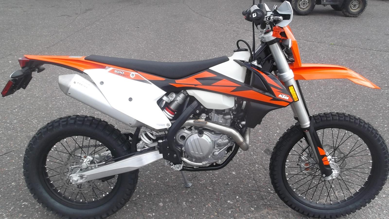 2018 KTM 500 EXC-F for sale in Cambridge, MN   Larson's Cycle Inc ...