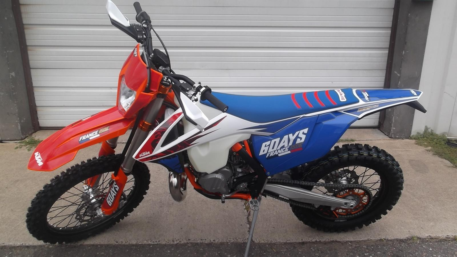 2018 Ktm 300 Xc W Six Days For In Cambridge Mn Larson S Cycle Inc 763 689 2760