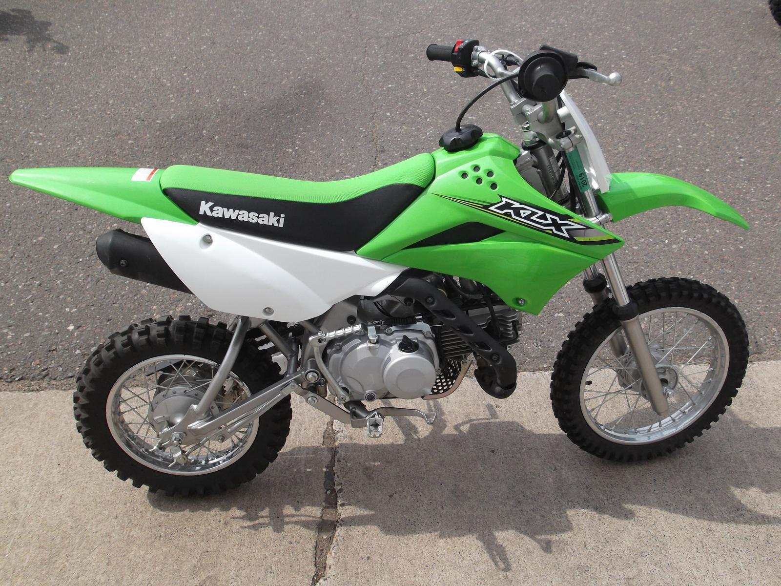 2017 Kawasaki KLX 110 for sale in Cambridge, MN | Larson's Cycle Inc