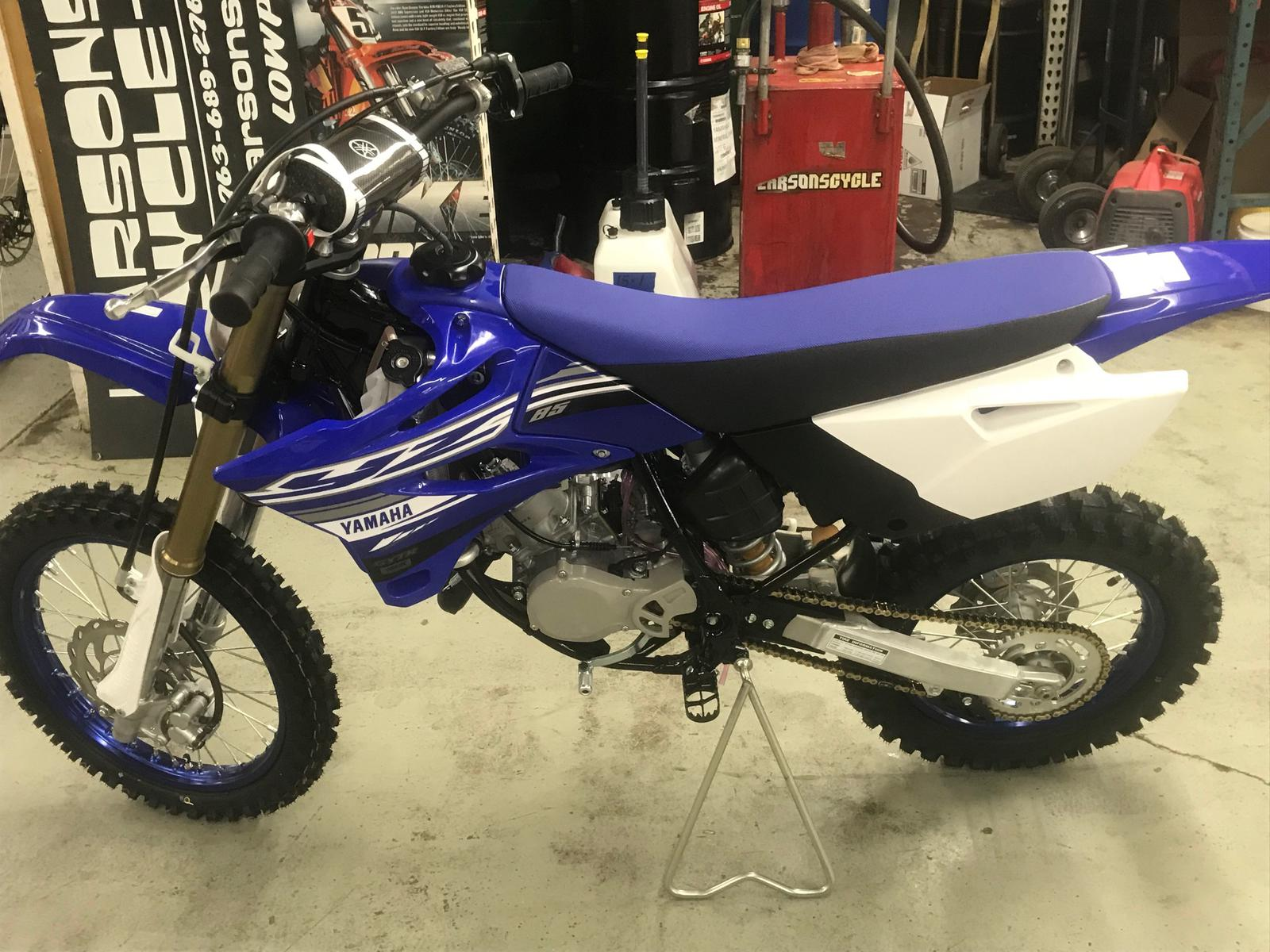 2019 Yamaha YZ85 for sale in Cambridge, MN  Larson's Cycle