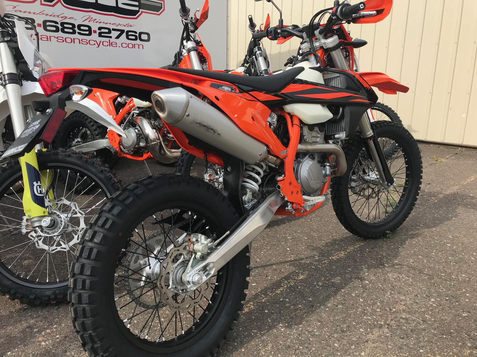 2019 KTM 250 EXC-F for sale in Cambridge, MN  Larson's Cycle Inc
