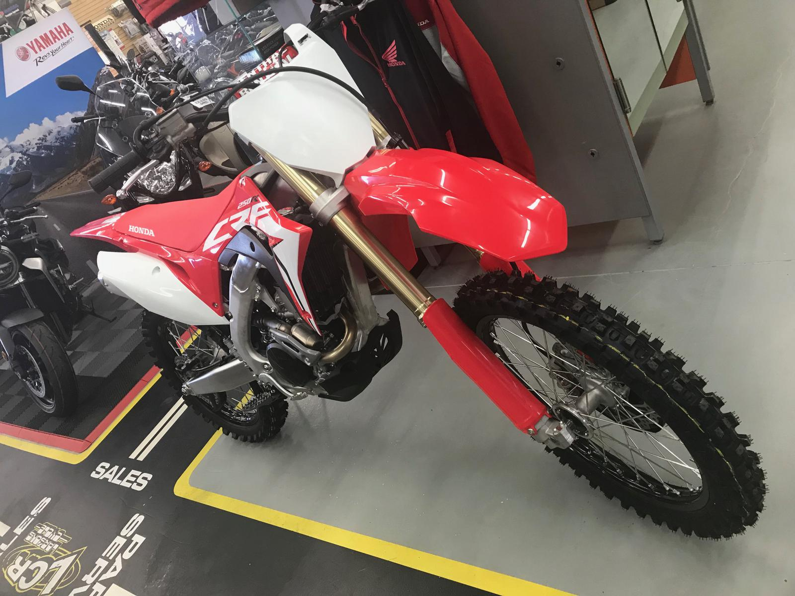 2019 Honda CRF250R for sale in Cambridge, MN  Larson's Cycle