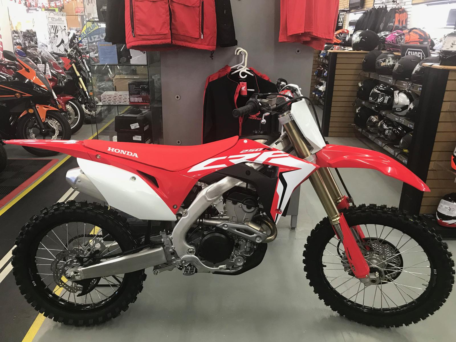 2019 Honda Crf250r For Sale In Cambridge Mn Larsons Cycle Inc