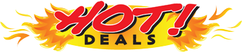 Check out our Hot Deals!