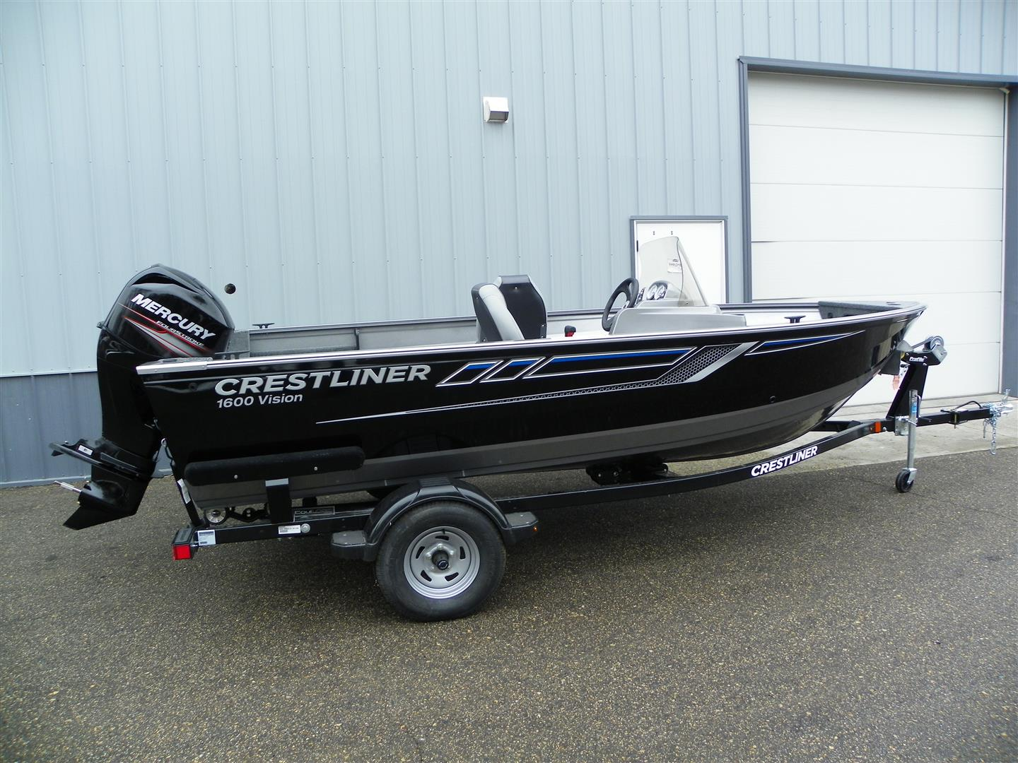 Inventory from Crestliner Boomerang Marine & Sports
