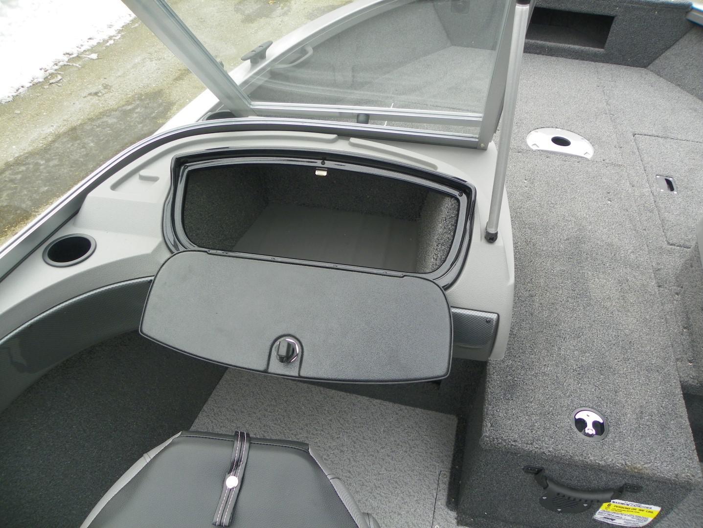 2019 Crestliner 1650 Fish Hawk SE WT W/ Mercury 60 for sale in