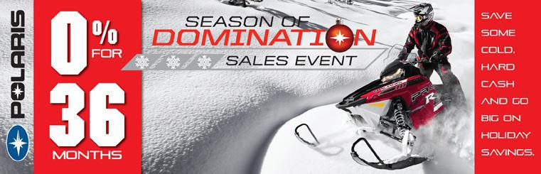 Polaris Season of Domination