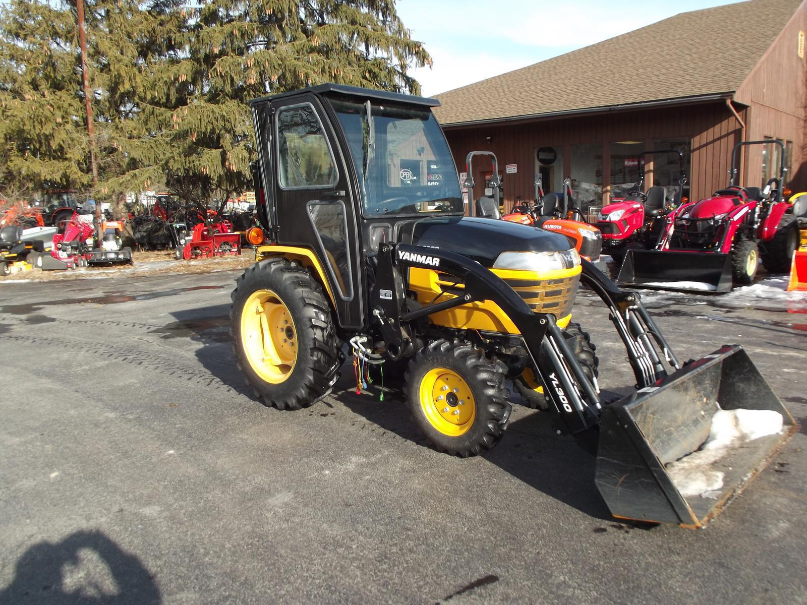 Inventory from Yanmar USA Emerich Sales & Service, Inc