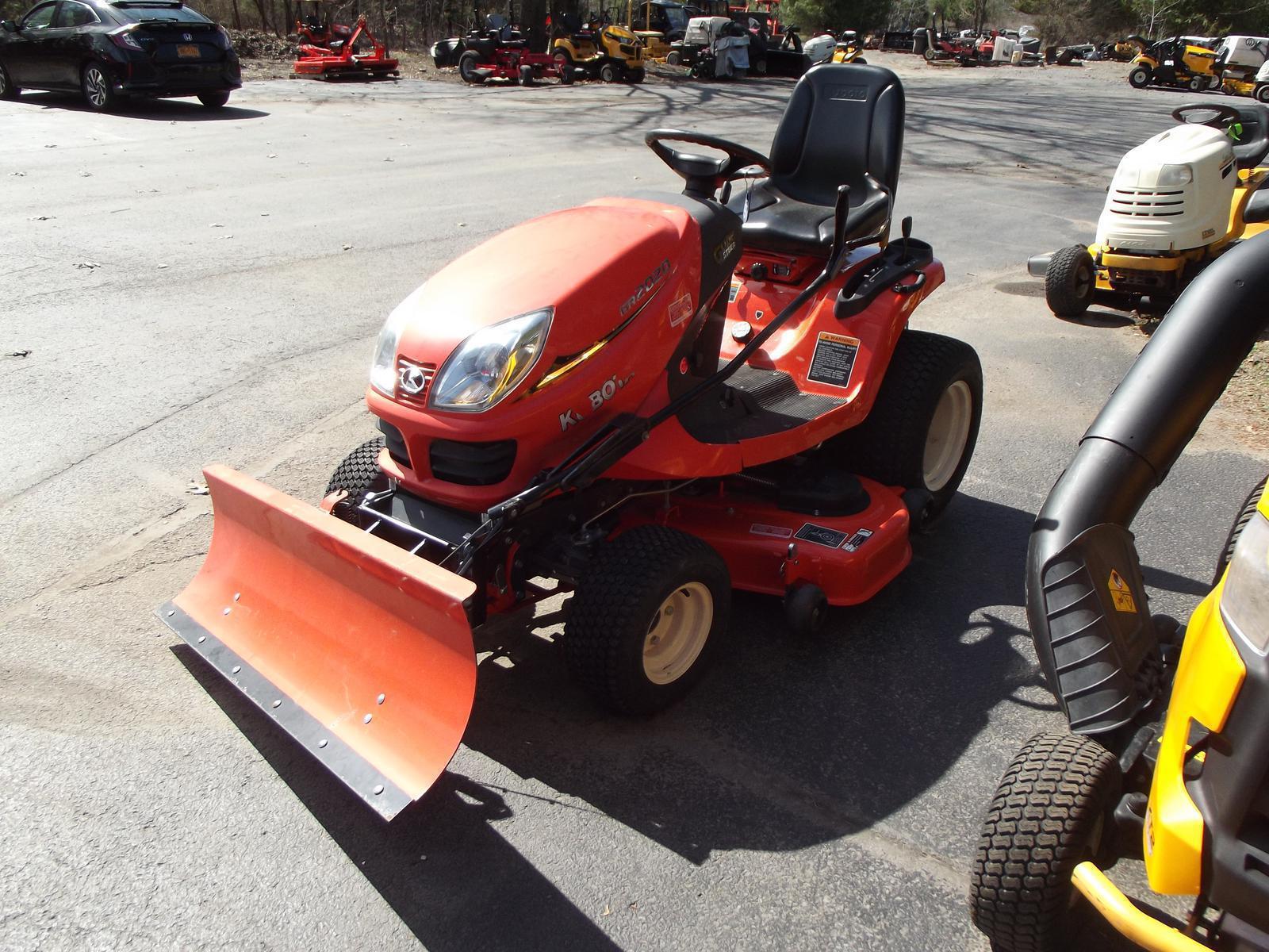 John Deere Riding Mower Keeps Stalling