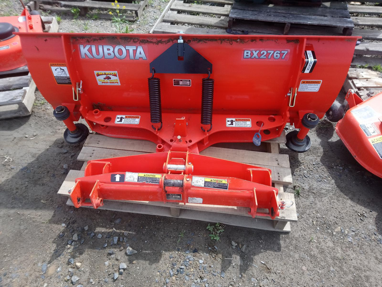 Inventory from Kubota Emerich Sales & Service, Inc