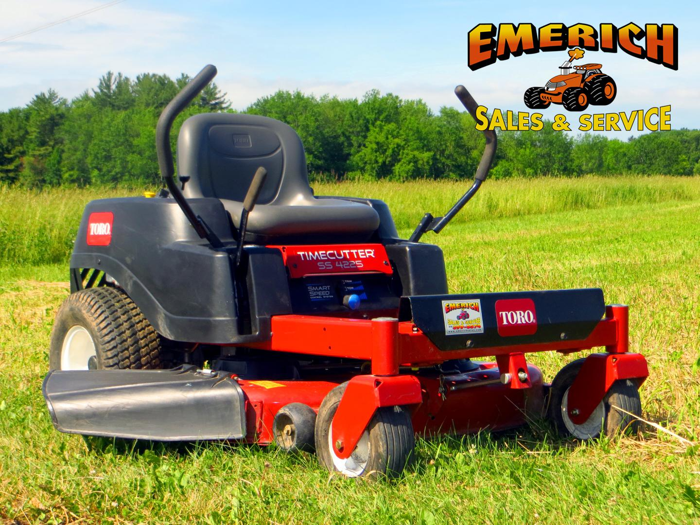 Toro timecutter z and wheel horse residential duty riding mowers are - In Stock
