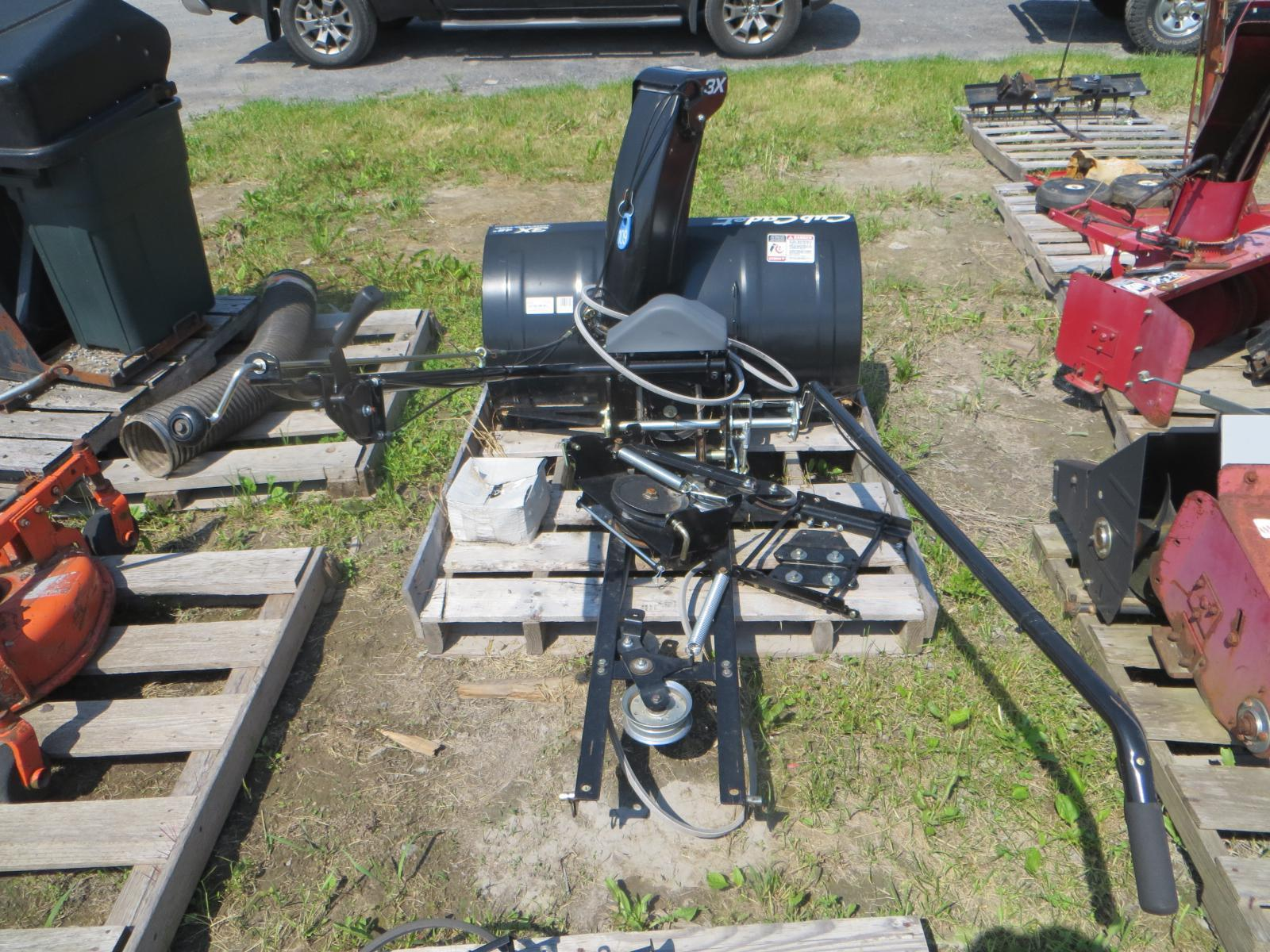 2015 Cub Cadet 19A40023100 for sale in Charlton, NY  Emerich