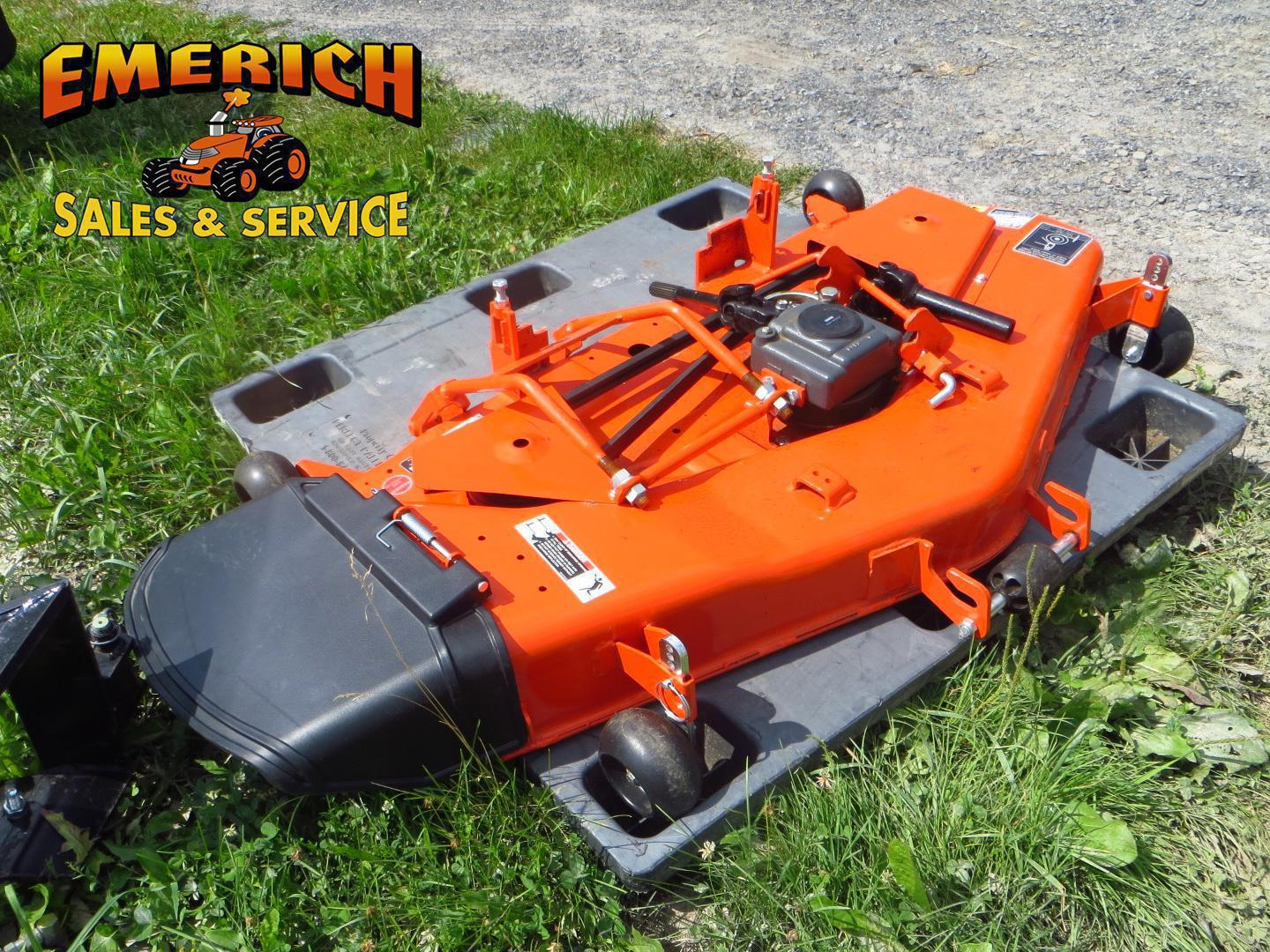 2039_KUBOTA_RCK48-18BX Used BX Mower Deck