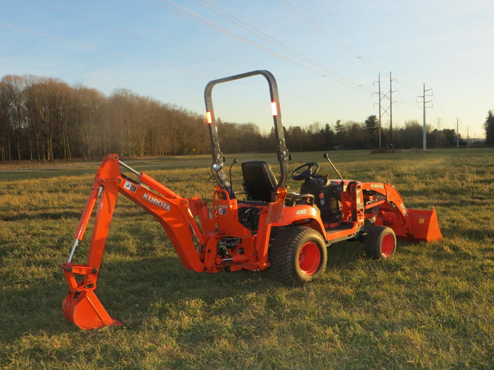 2011 Kubota BX25 for sale in Fort Edward, NY. Emerich Sales ...