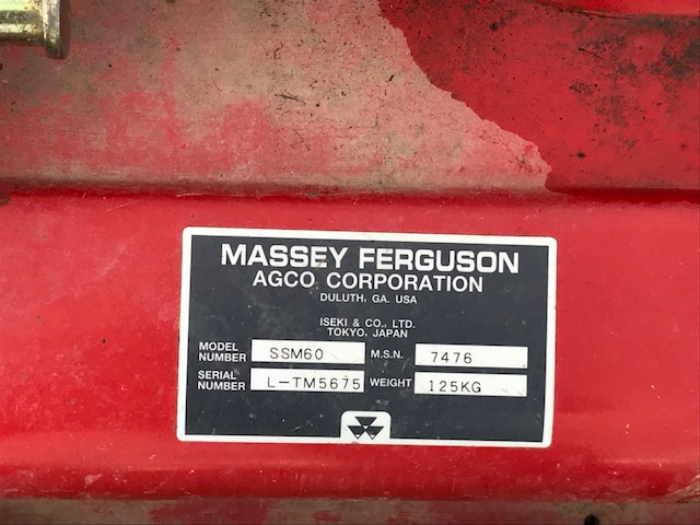 2009 Massey Ferguson GC2410 TLB Sub-Compact Tractor Package for sale