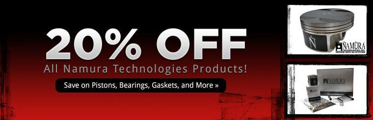 Get 20% off all Namura Technologies products!
