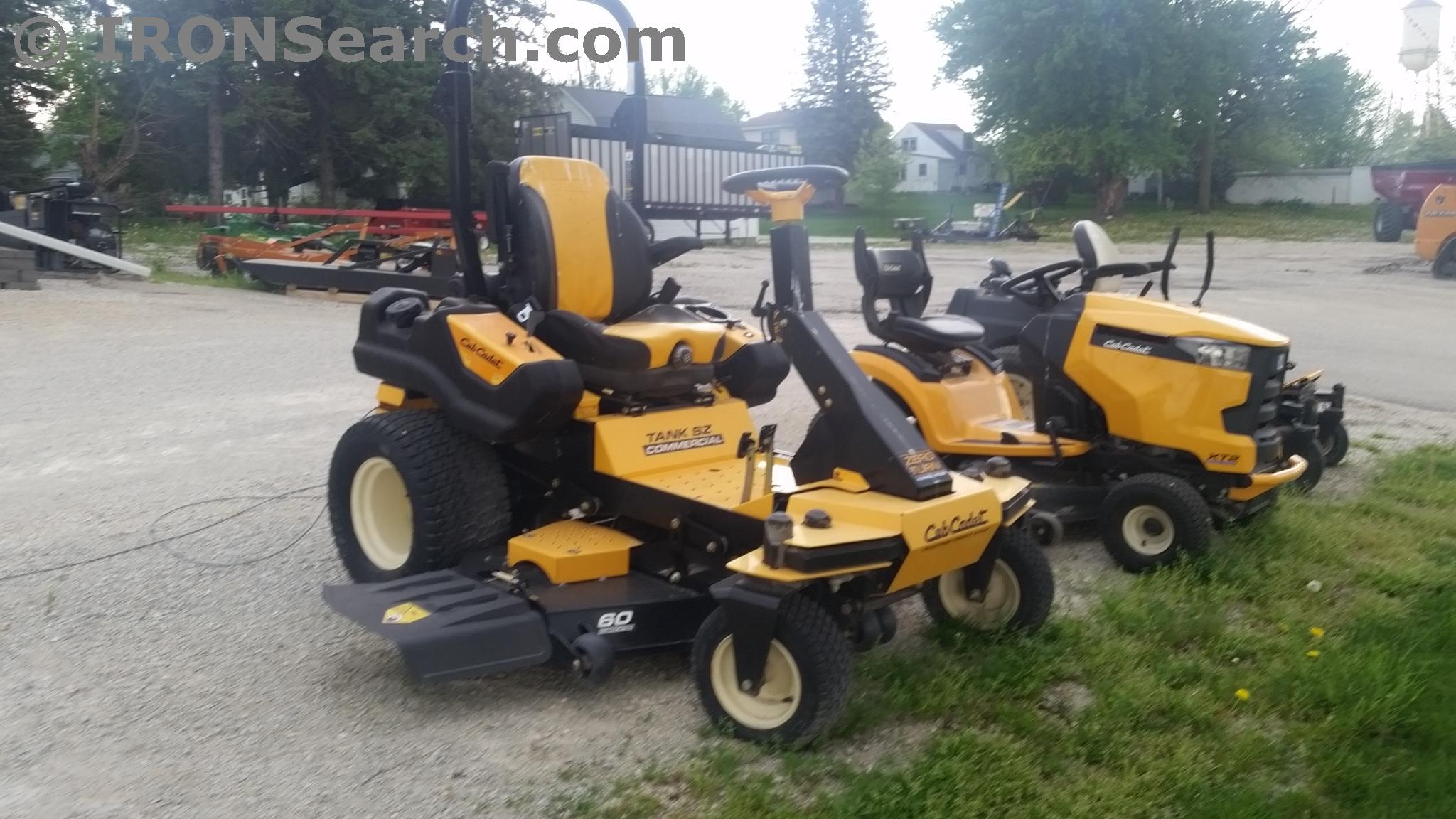 Inventory from Cub Cadet, Kinze and Gehl Chatfield Chatfield