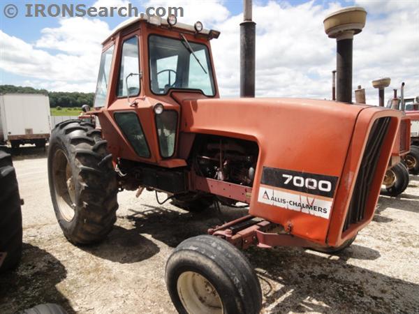 AGCO Allis 7000 Tractor