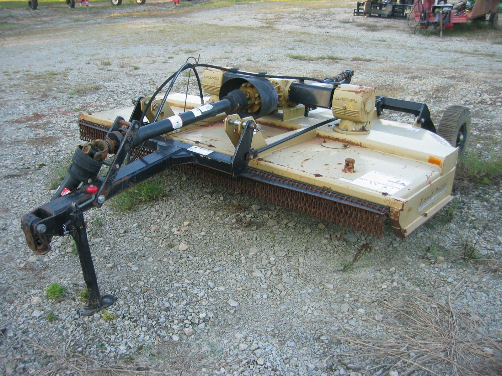 Agricultural Mowers and BALE SPIKE from Land Pride Farm Equipment