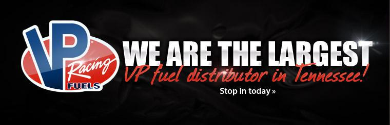 We are the largest VP fuel distributor in Tennessee! Stop in today!