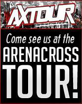Come see us at the ArenaCross Tour!