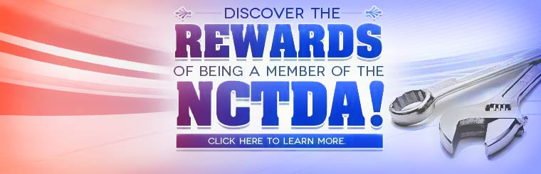 Discover the rewards of being a member of the NCTDA! Click here to learn more.