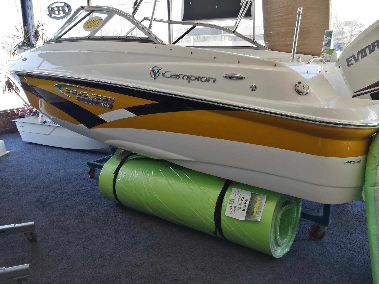 2017 CAMPION CHASE 550 BR for sale