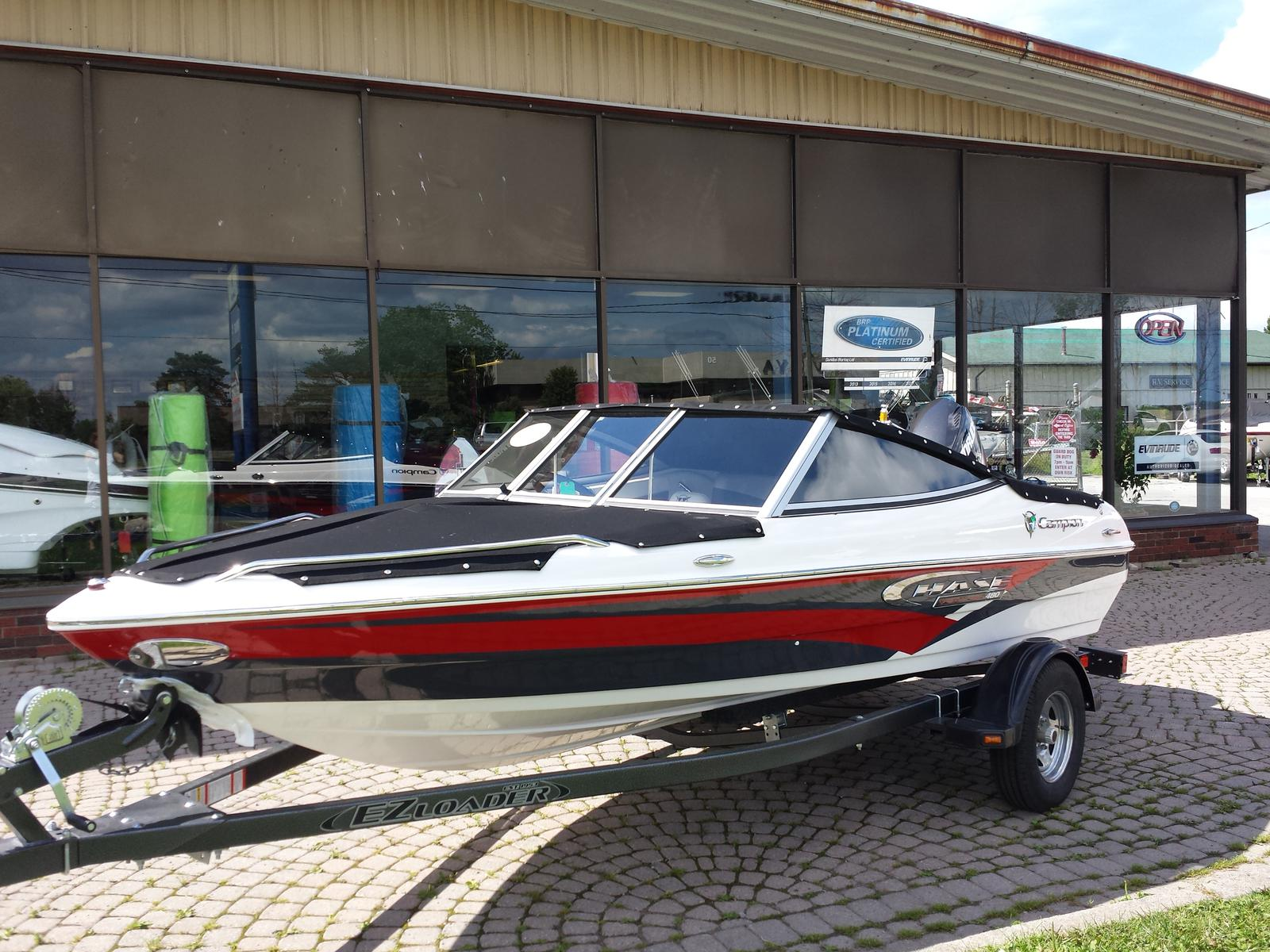 2017 CAMPION CHASE 480OBBR for sale