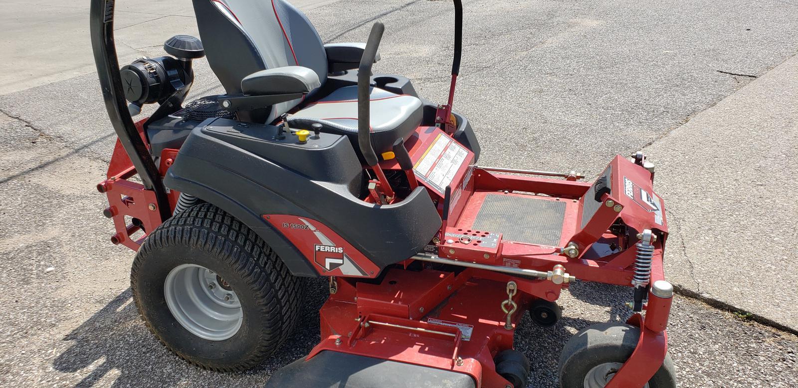 2007 Ferris IS®1500Z Zero Turn Mower for sale in Boonville