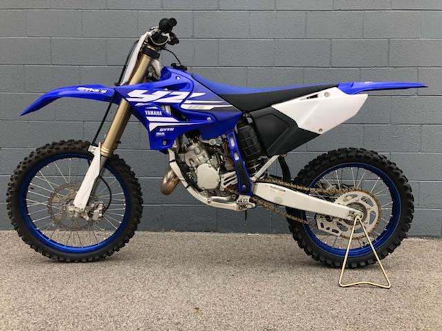 2018 Yamaha YZ 125