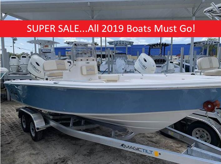 2019 Boats from Sea Chaser Sunray Marine