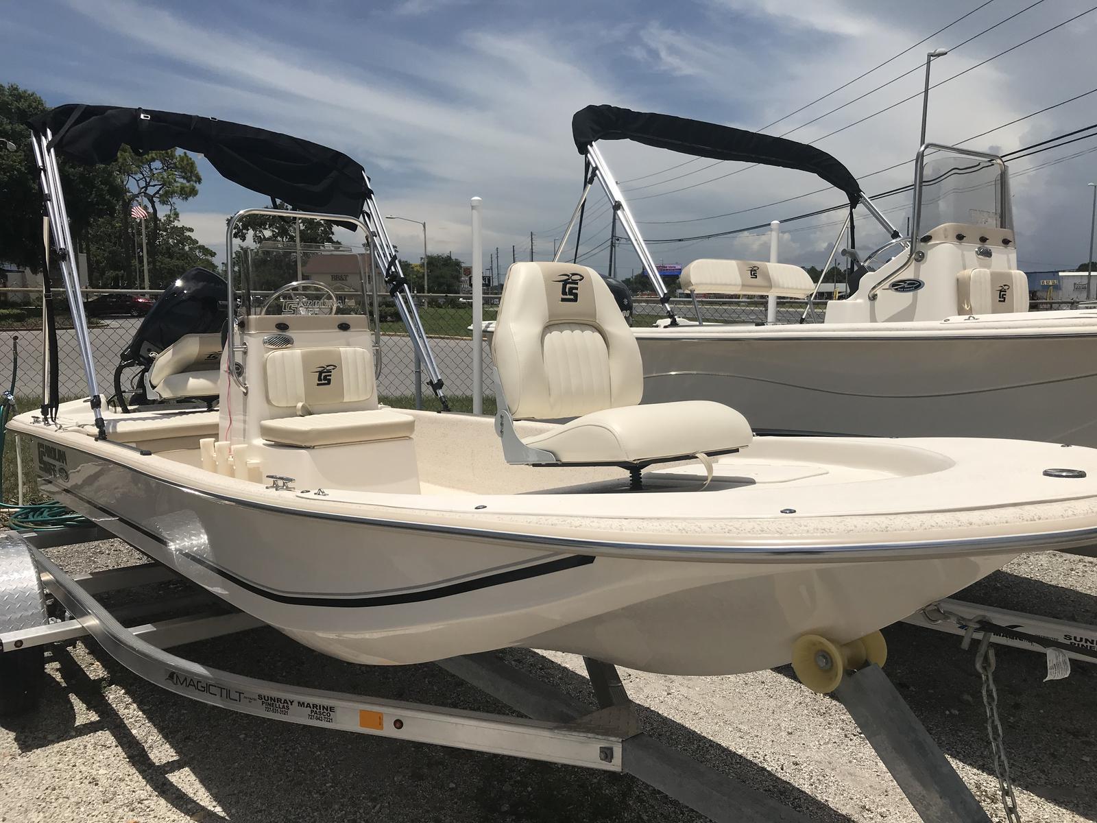 2018 Carolina Skiff 17 JV CC for sale in Holiday, FL  Sunray