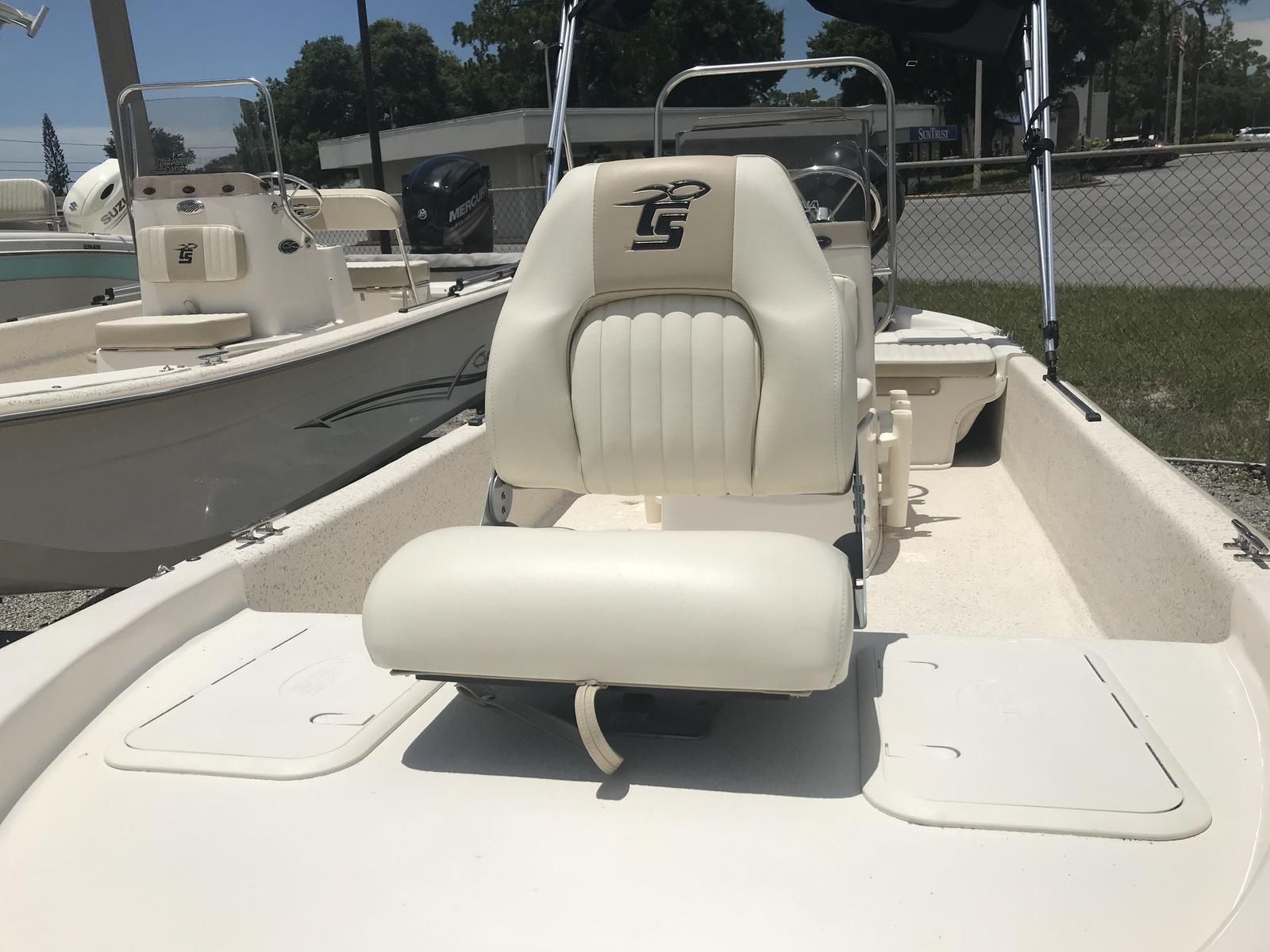 Enjoyable 2018 Carolina Skiff 17 Jv Cc For Sale In Holiday Fl Sunray Onthecornerstone Fun Painted Chair Ideas Images Onthecornerstoneorg