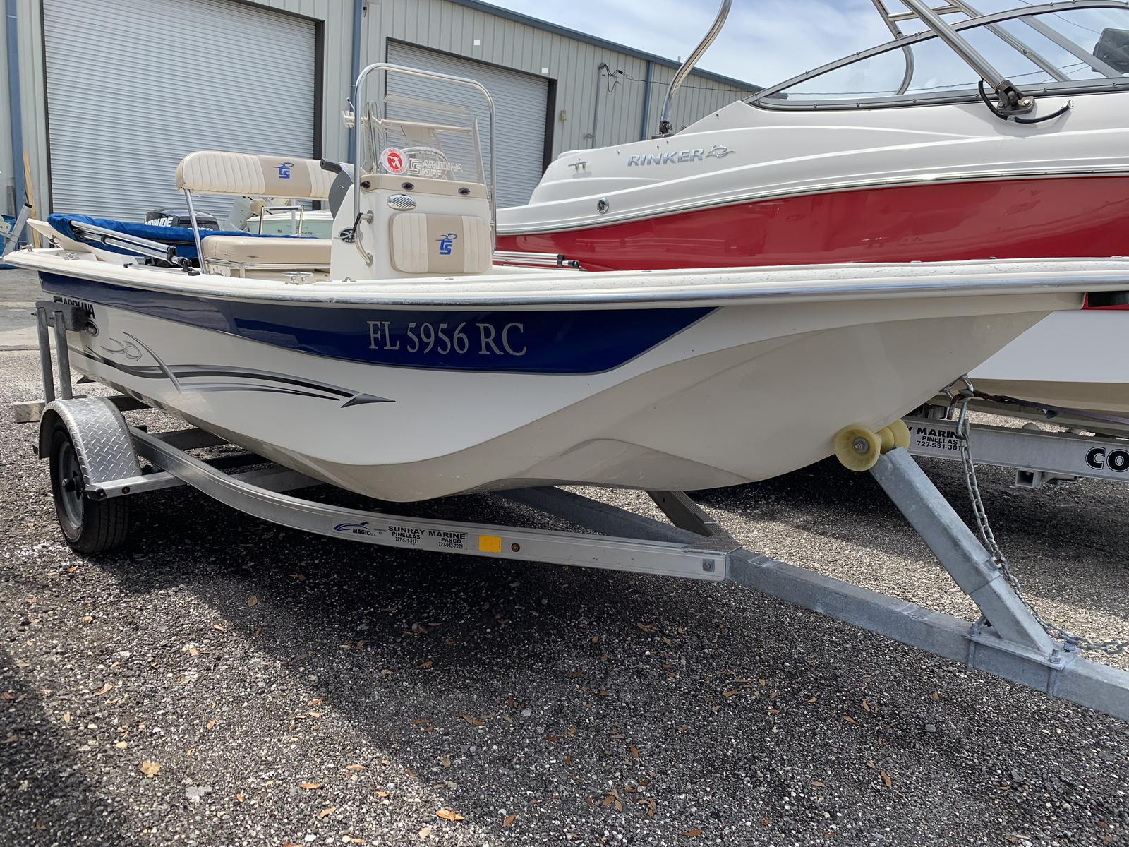 Inventory from Carolina Skiff and Stingray Boats Sunray Marine