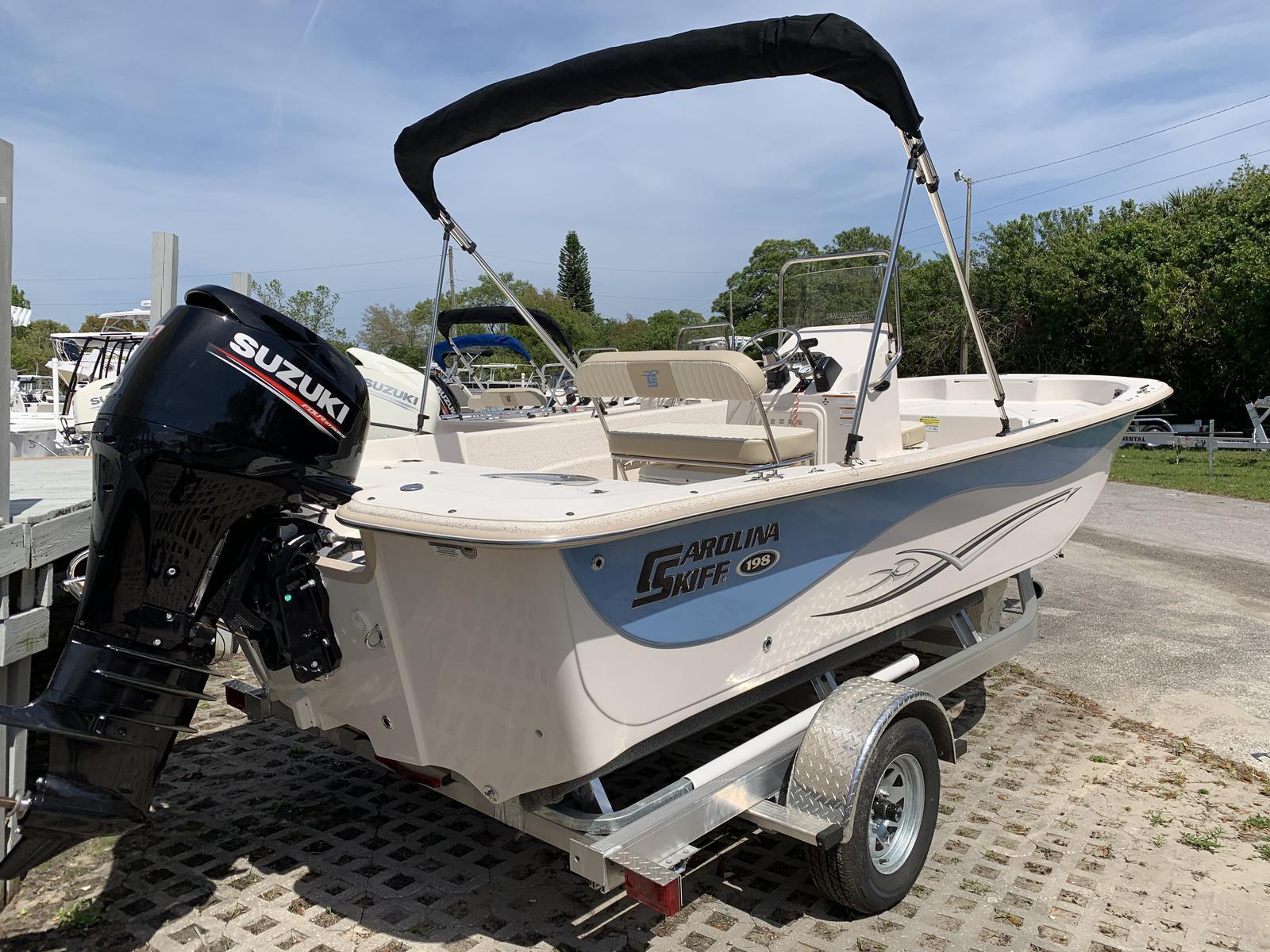detaillierte Bilder Super Rabatt Neueste Mode 2019 Carolina Skiff 198 DLV for sale in Largo, FL. Sunray Marine